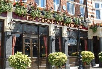 Dulwich Chess Club at The Crown and Greyhound in Dulwich Village